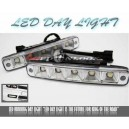 LED Day Light 5x1w. (Running light 10w.)
